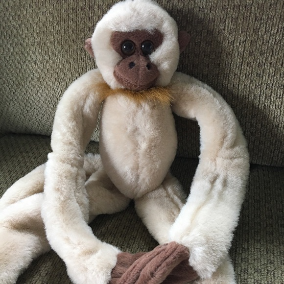 "16"" Monkey Stuffed Toy"